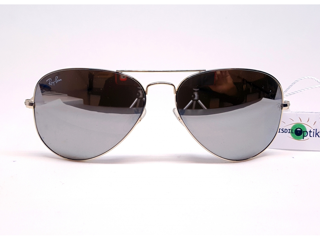 RAYBAN RB3025 001/3K Gold