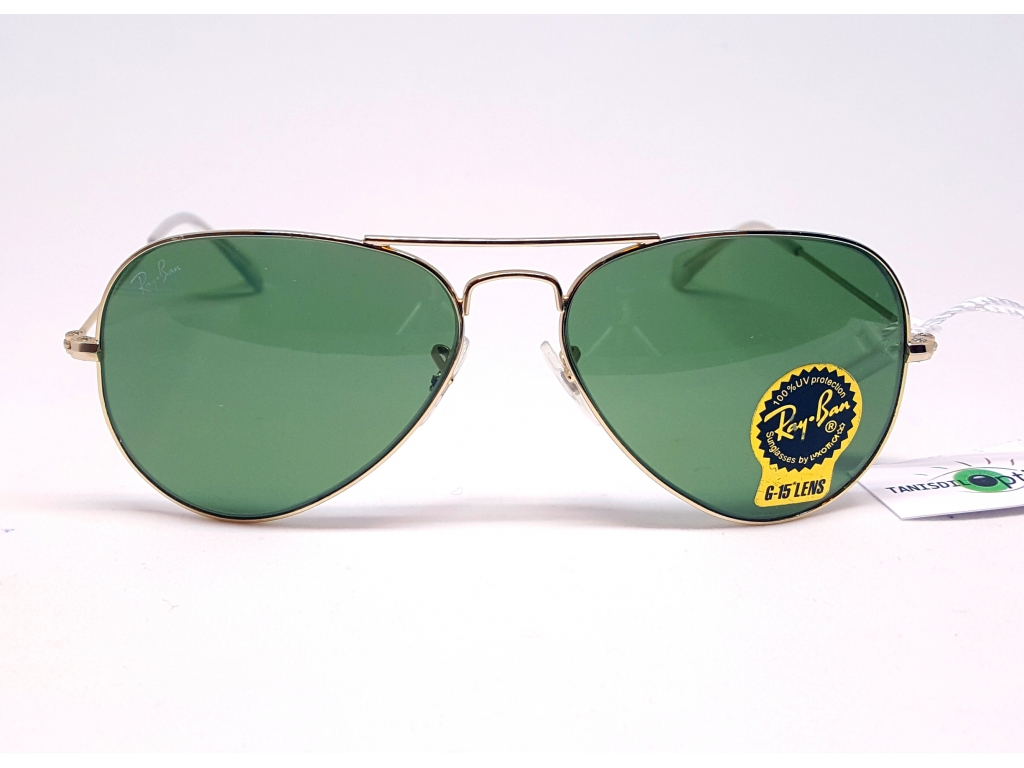 RAYBAN RB3025 W3234 Gold