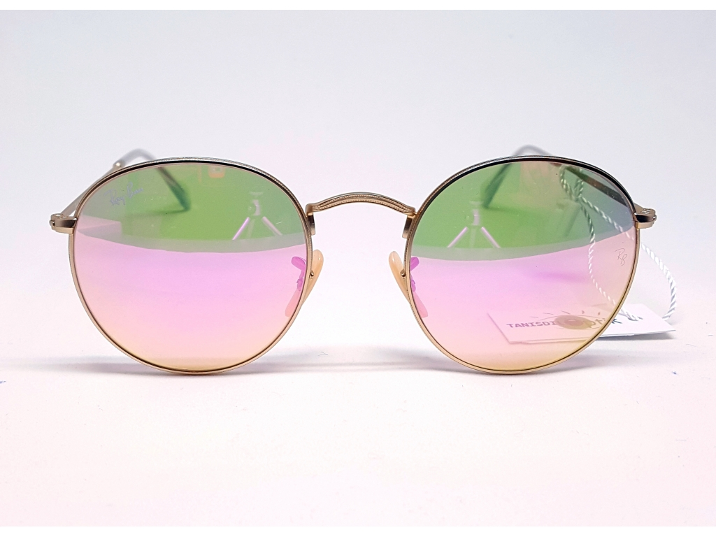 RAYBAN RB3447 112/Z2 Gold