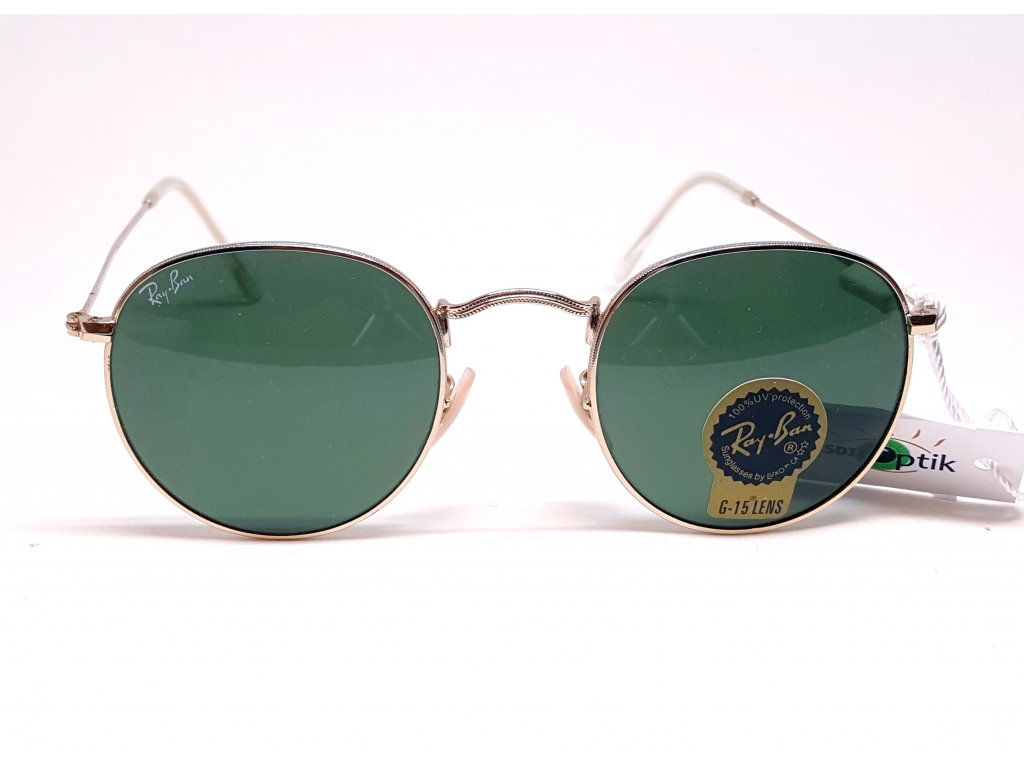 RAYBAN RB3447 001 Gold