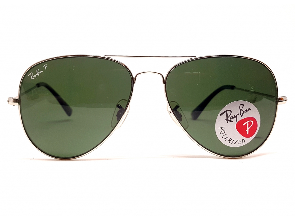 RAYBAN RB3025 003/58A Silber
