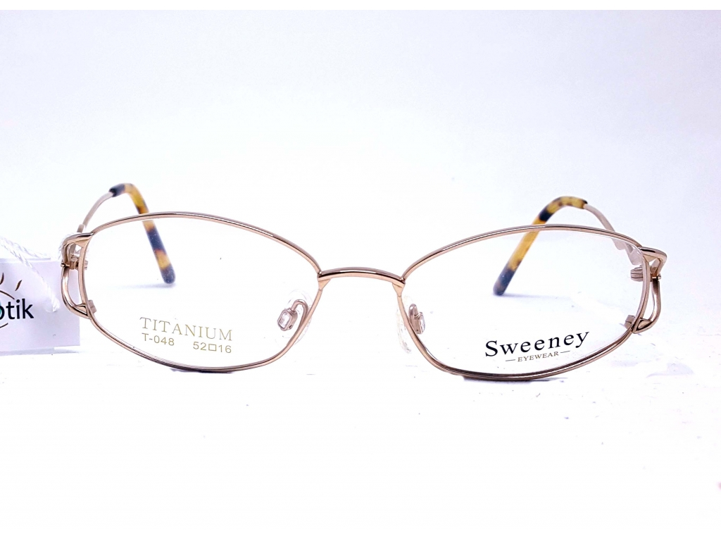 SWEENEY T-048  GLD Gold